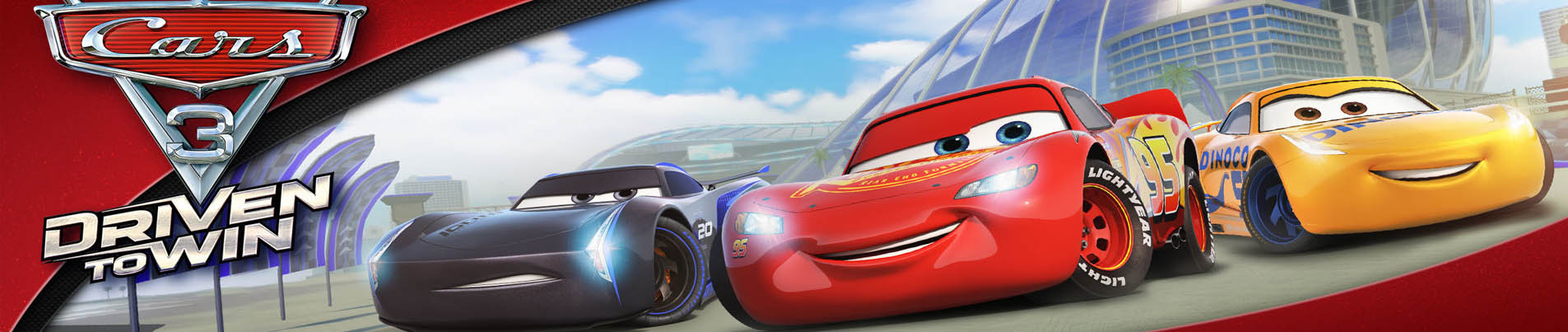 Cars 3 Disney.